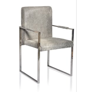Bridge Upholstered Dining Chair by Foundr..