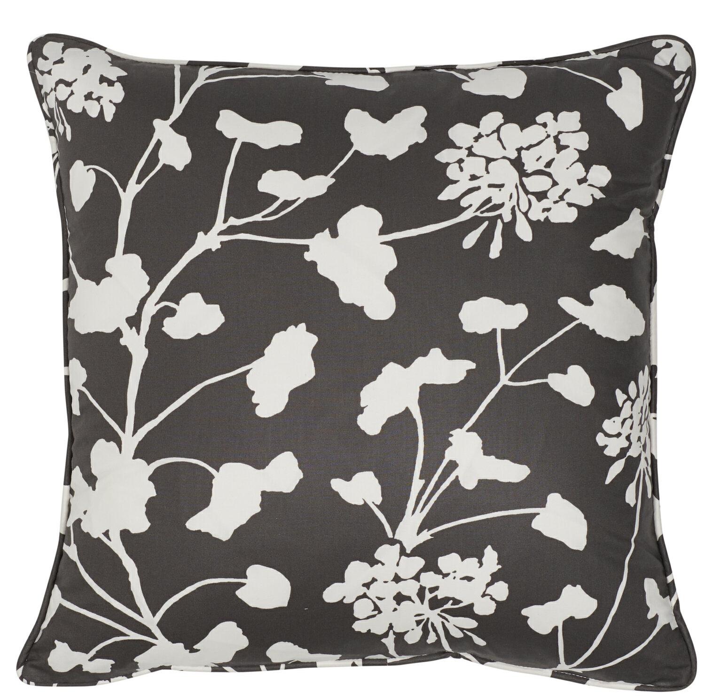 Schumacher Cotton Floral Throw Pillow Perigold