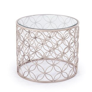 Best Reviews Raquel End Table by Blink Home