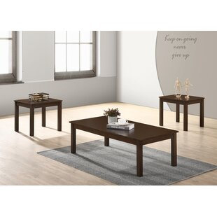 Eastcroft 3 Piece Coffee Table Set