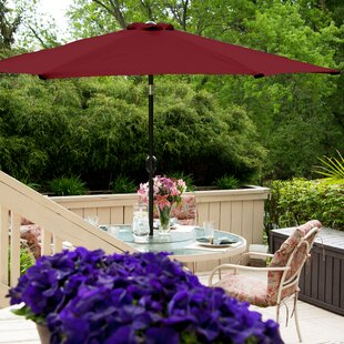 9' Market Umbrella by Budge Industries