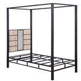 Robert Canopy Bed by Gracie Oaks