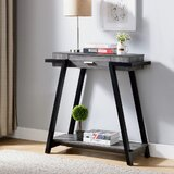 Senna 32 Solid Wood Console Table by Williston Forge