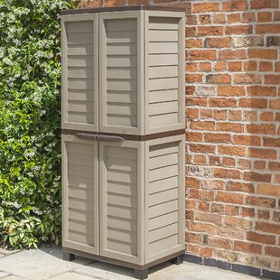 Alexis 187 H X 75 W X 52.5 D Cm Storage Shed By Sol 72 Outdoor