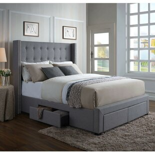 Kerens Upholstered Storage Standard Bed