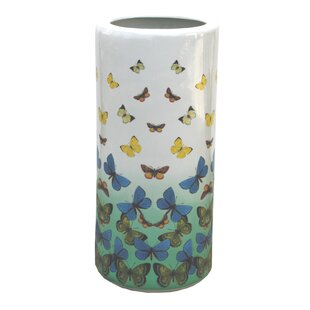 Dumbea Butterfly Design Umbrella Stand By Latitude Vive