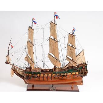 Breakwater Bay Fruitland Model Ship Reviews Wayfair