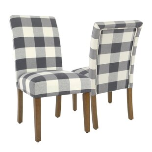 Bricker Upholstered Chair (Set of 2) by G..