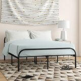 Cleland Full Platform Bed by Trule