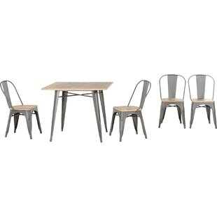 17 Stories Sheree Side Chair (Set of 2)