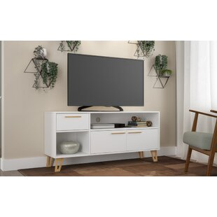 Reviews Amabilia TV Stand for TVs up to 50 by Turn on the Brights Reviews (2019) & Buyer's Guide