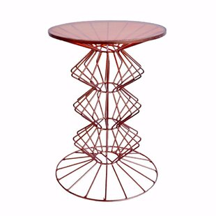 Sana Antiquely Stunning End Table by Ivy Bronx