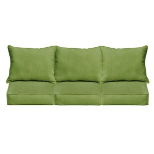 Superieur Indoor 6 Piece Sunbrella Sofa Cushion Set