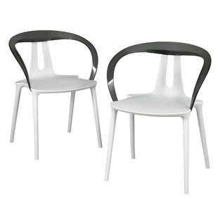 Normandie Dining Chair (Set of 2) by Wrought Studio