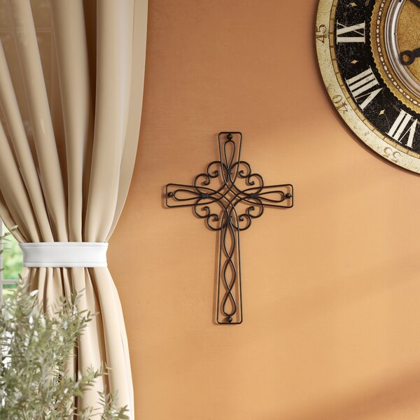 Decorative Wall Crosses Wayfair