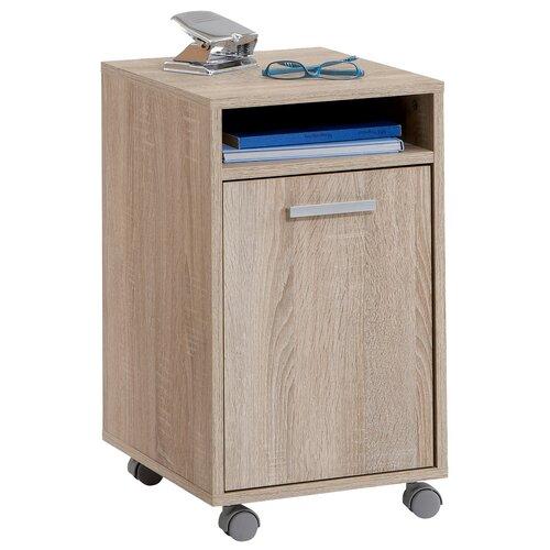 Rollcontainer | Büro > Büroschränke > Rollcontainer | Eiche | Holzwerkstoff | ClearAmbient