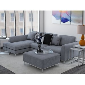 Catlett Sectional by Wade Logan