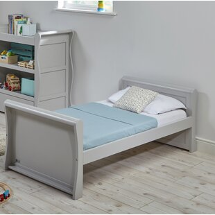 Bria Toddler Bed Frame By Harriet Bee