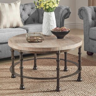 Mccaskill Industrial Coffee Table