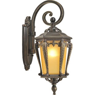 Boddie Outdoor Wall Lantern by Astoria Grand