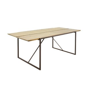 Plattsburg 79 Solid Wood Dining Table Brayden Studio