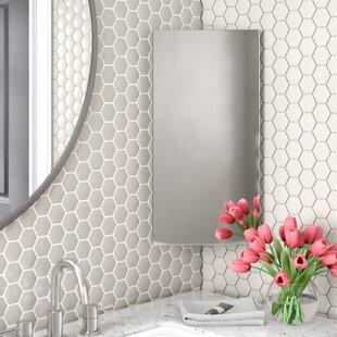 Corner Mount Mirror Cabinets You Ll Love Wayfair Co Uk