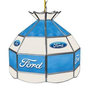 Trademark Global Ford 1-Light Pool Table Lights Pendant