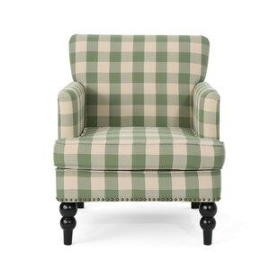 August Grove Neff Club Chair