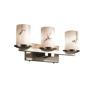 Brayden Studio Salina Straight 3-Light Vanity Light