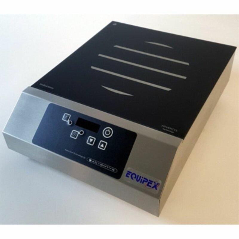 SINGLE ZONE 1800 WATT INDUCTION COOKER/WARMER