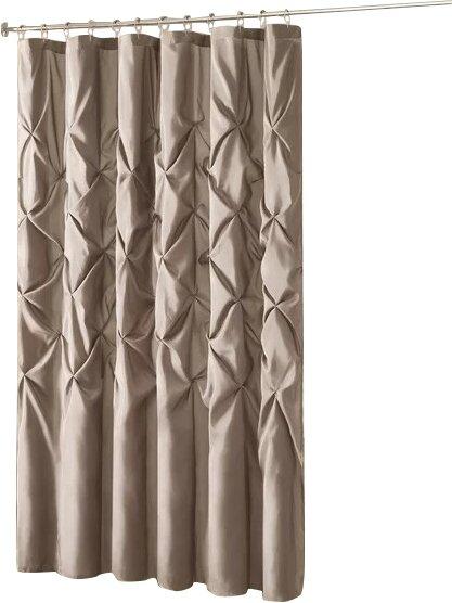 Modern & Contemporary 78 Inch Long Shower Curtains | AllModern