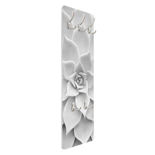 Succulent Cactus Wall Mounted Coat Rack By Symple Stuff