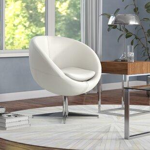Buying Evanston Swivel Papasan Chair ByWade Logan