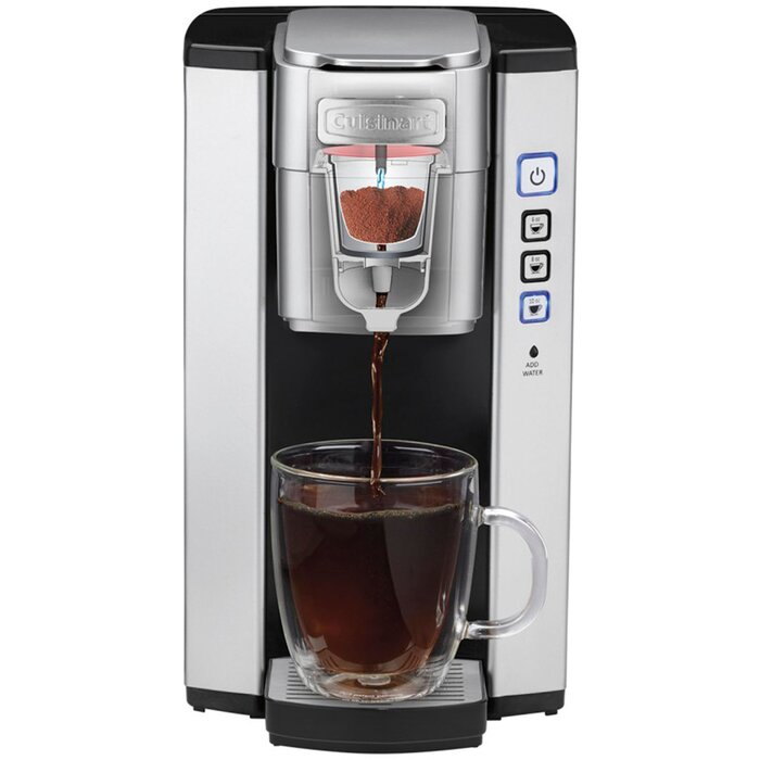 Cuisinart Compact Single Coffee Maker
