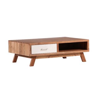 Tsavag Coffee Table With Storage By Ebern Designs
