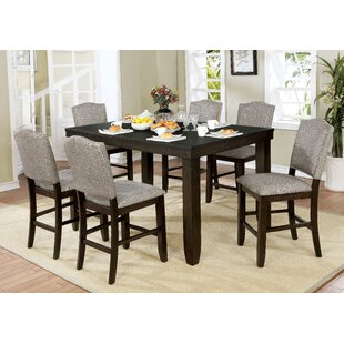 Rayan 7 Piece Pub Table Set