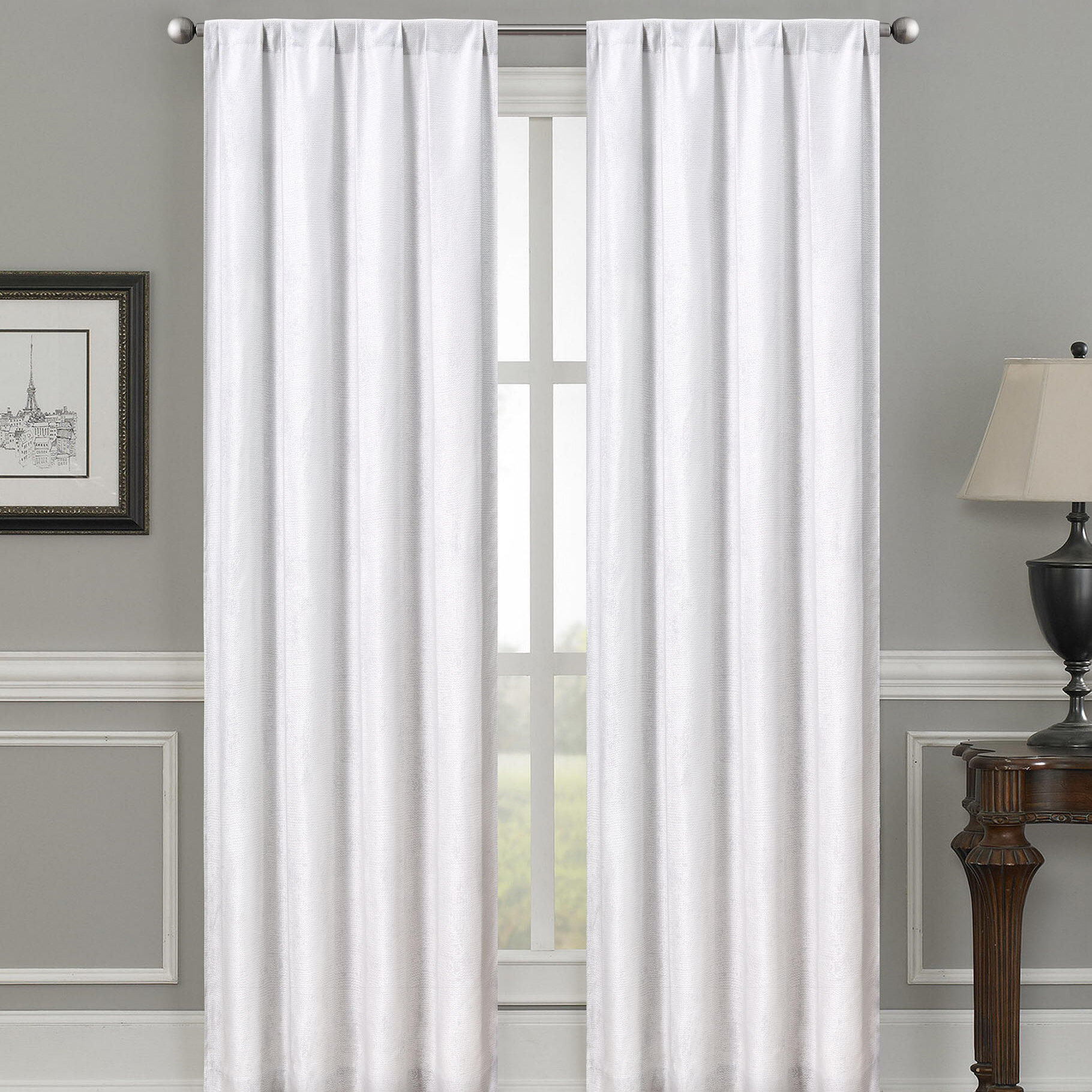 Solid Mercer41 Curtains Drapes You Ll Love In 2021 Wayfair