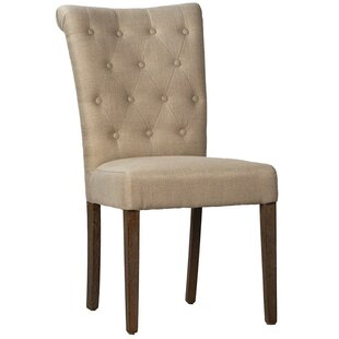 Memering Upholstered Dining Chair Highland Dunes