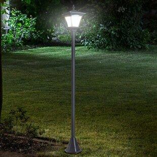 Mellery 1-Light LED 120cm Post Light By Sol 72 Outdoor