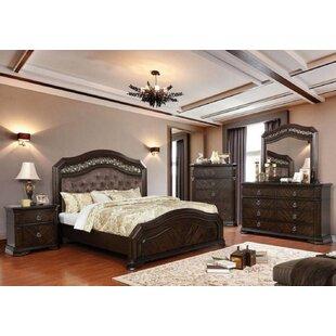 Beeler Queen 4 Piece Bedroom Set by Darby Home Co