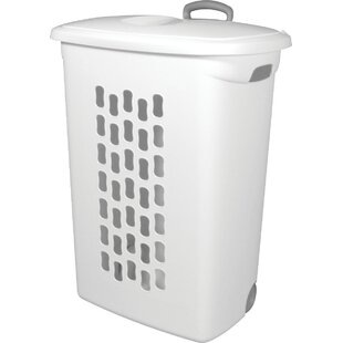 Sterilite Oval Laundry Hamper (Set of 3)