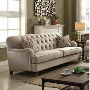 Reviews Obrien Standard Sofa Canora Grey