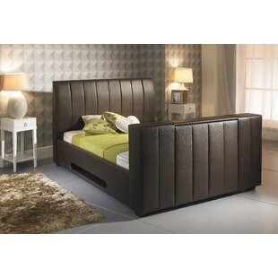 Emmalee Upholstered TV Bed By Metro Lane