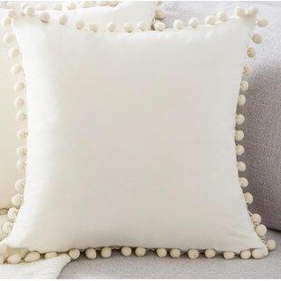 Elodie Pom Pillow Wayfair