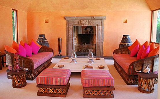 Mexican Interiors Style and Personality