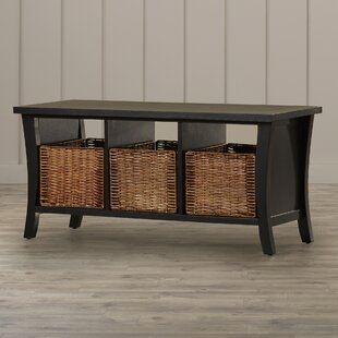 Lewisetta Storage Bench by Beachcrest Home