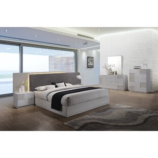 Latitude Run Lyset Platform Configurable Bedroom Set
