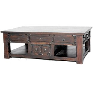 Best Reviews Kishmore Coffee Table by World Menagerie