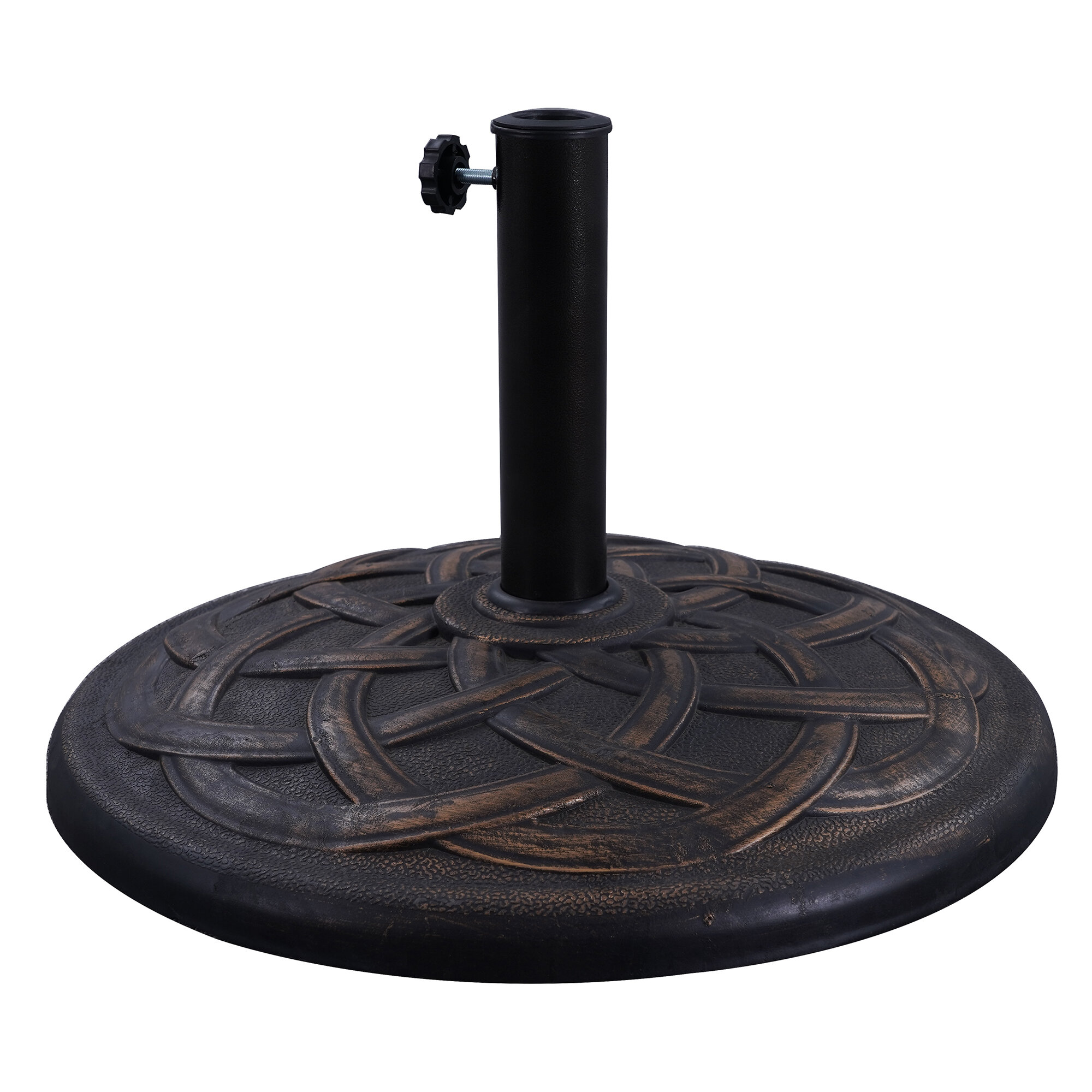 2 Plastic Resin Patio Umbrella Stands Bases You Ll Love In 2021 Wayfair