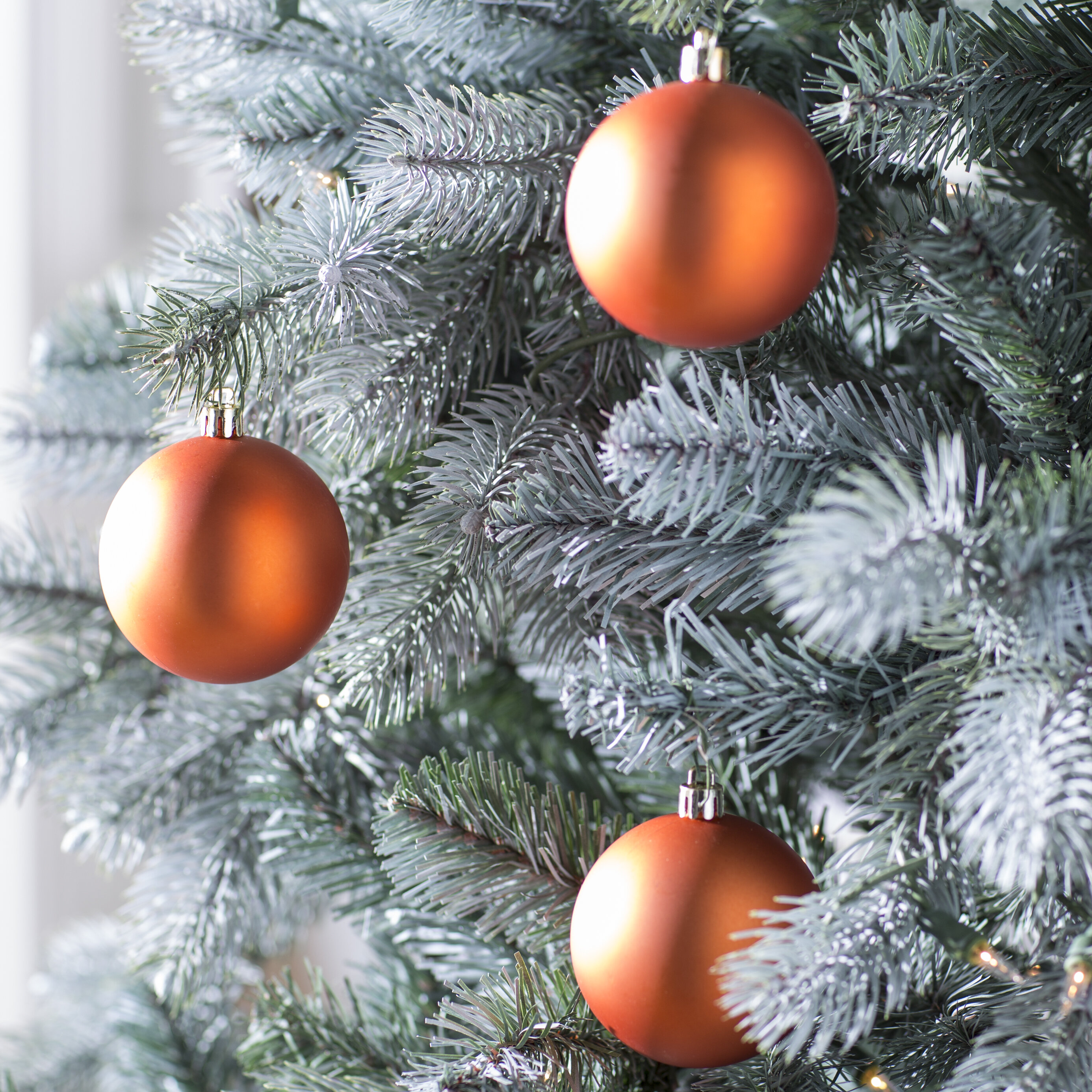 Wayfair Orange Christmas Ornaments You Ll Love In 2021